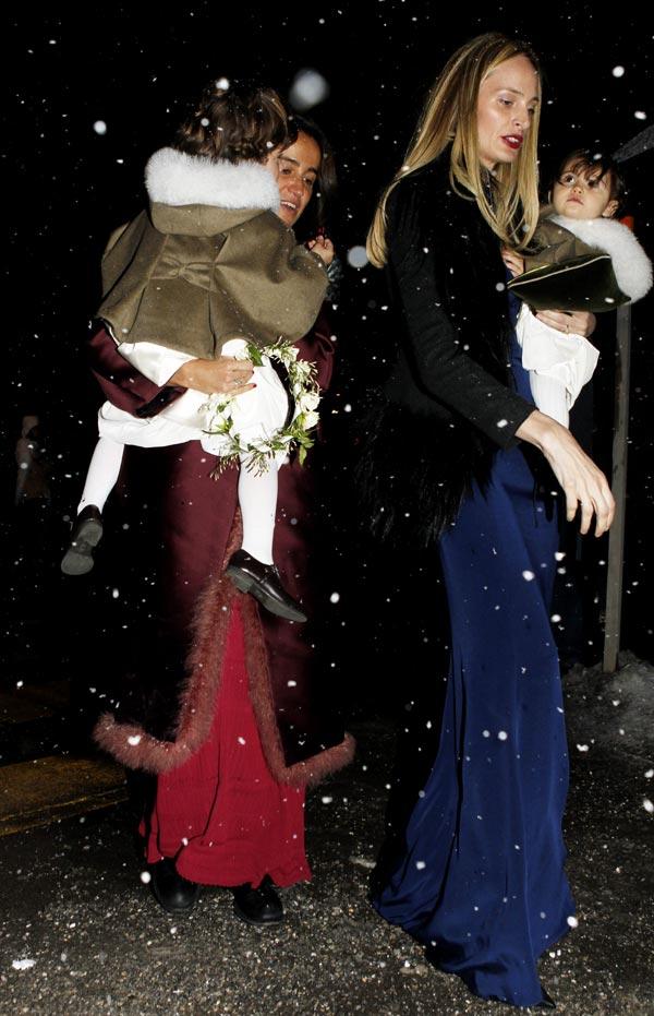 La boda blanca de Andrea Casiraghi y Tatiana Santo Domingo. Inv-boda-1-a