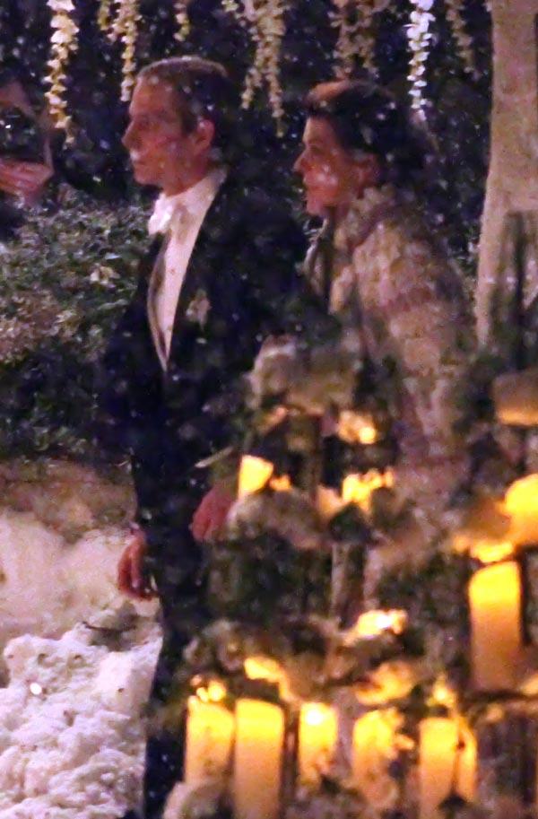 Matrimonio Simbolico Santo Domingo : La boda blanca de andrea casiraghi y tatiana santo domingo