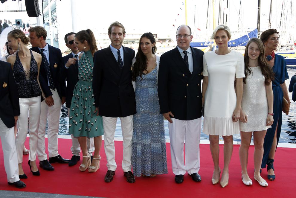 Los Grimaldi, una familia unida y feliz a la espera del nuevo Heredero