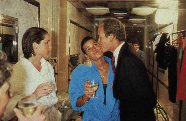 ¿Qué ocurrió en Mónaco el 28 de agosto de 1985? La princesa Estefanía debutó como diseñadora de trajes de baño