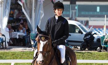 Carlota Casiraghi, a caballo entre la maternidad y sus aficiones de siempre