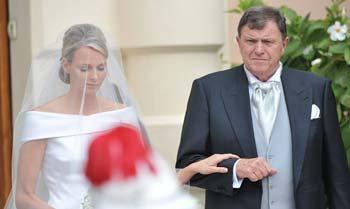 Michael Wittstock, el padre de Charlene de Mónaco: 'Es increíble! Nuestros nietos llegan 'fast and furius'. Cuatro en un año'