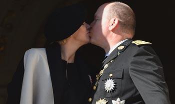 Alberto y Charlene de Mónaco desvelan quién será el Heredero