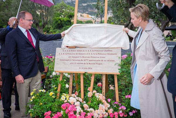 Los valores de la princesa Gracia son los que Alberto de Mónaco inculcará a los gemelos