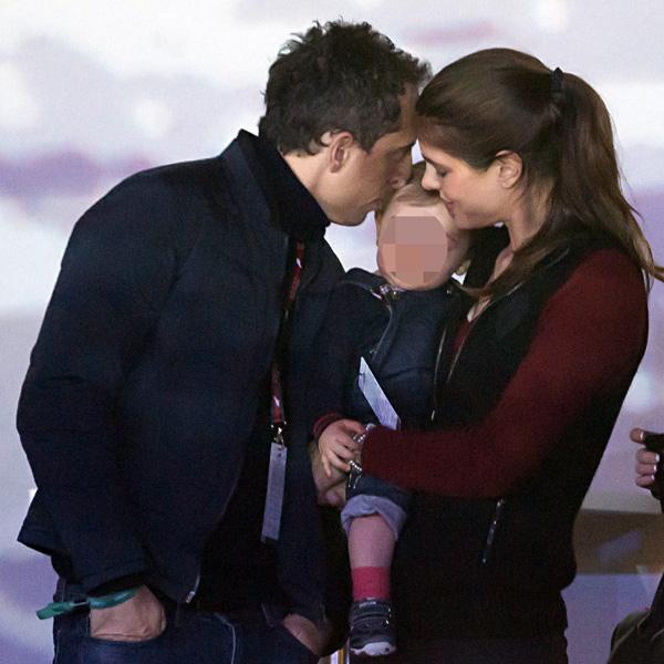 Las imágenes más familiares de Carlota Casiraghi con su hijo Raphael y Gad Elmaleh