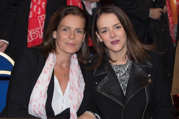 Estefanía de Mónaco y Paulina Ducruet, tan diferentes e iguales a la vez