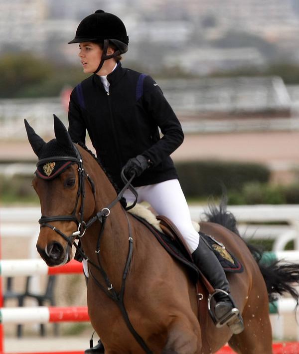 Carlota Casiraghi vuelve a brillar a lomos de su caballo