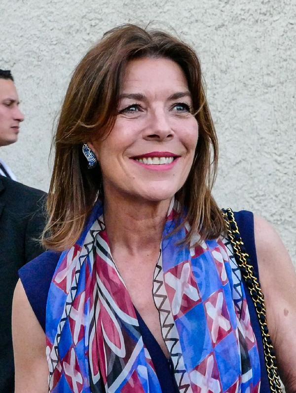Carolina de Mónaco: 'Estoy en contra de los mandatos de la moda'