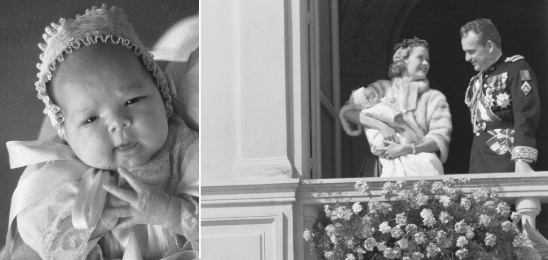 Los otros bautizos reales de los Grimaldi