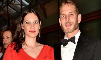 Tatiana Santo Domingo y Andrea Casiraghi, primera aparición juntos tras volver a ser padres