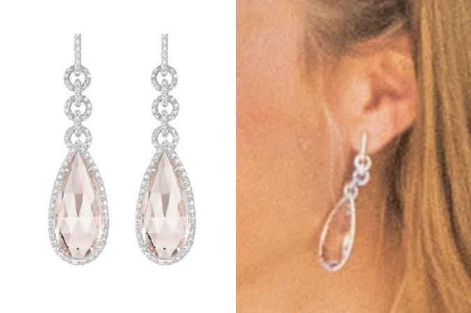 Una joya 'de emperatriz', el regalo de Carolina de Mónaco a Beatrice Borromeo