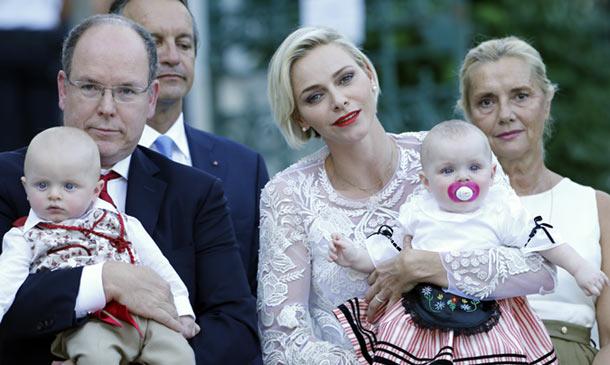 ¿Pueden ser más adorables? Jacques y Gabriella de Mónaco enamoran en su primer 'picnic'