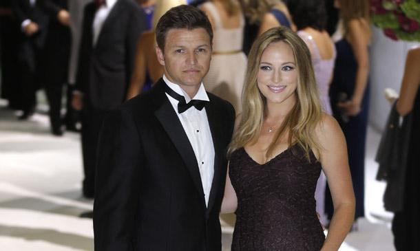 Más campanas de boda en Mónaco: Gareth Wittstock, hermano de la princesa Charlene, se ha casado