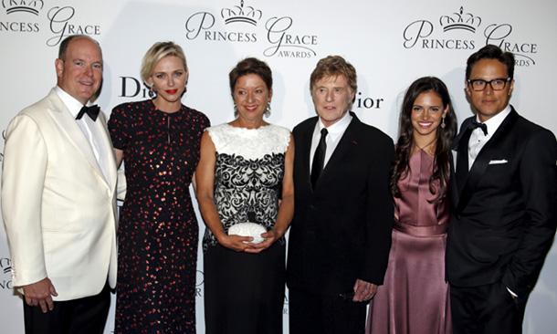 Robert Redford recuerda el día que quiso (y no pudo) conocer a Grace en su encuentro con Alberto y Charlene de Mónaco