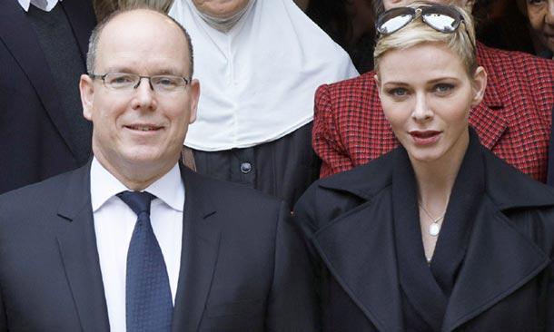 ¿Qué le parece realmente a Alberto de Mónaco el nuevo 'look' de la princesa Charlene?