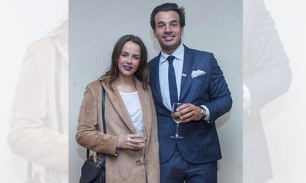 Paulina Ducruet y su novio, embajadores de Mónaco en Nueva York, ¿un paso más en su relación?