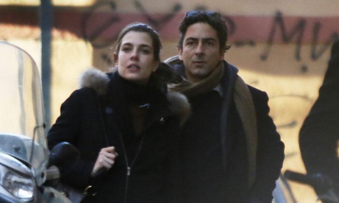 Carlota Casiraghi comienza el nuevo año con su nuevo amor, Lamberto Sanfelice