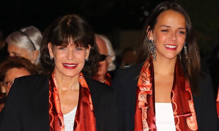 Paulina Ducruet pisa fuerte, ¿será tan atrevida como Estefanía de Mónaco?