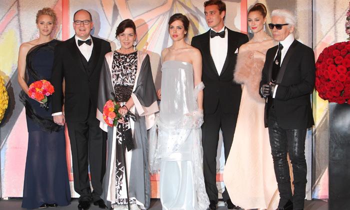 El Baile de la Rosa: 60 años de 'glamour' de Grace Kelly a Beatrice Borromeo