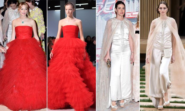 Los 'looks' para la noche del 'glamour' en Mónaco