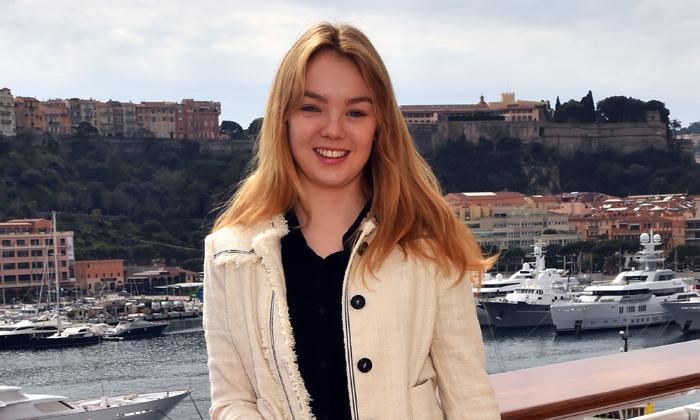 Alejandra de Hannover, la hija pequeña de Carolina de Mónaco, reclama su sitio