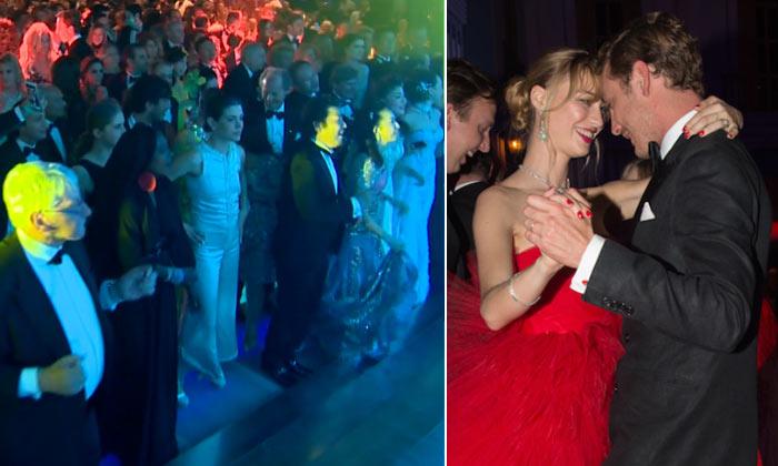 Carlota Casiraghi muestra su ritmo 'salsero' en el Baile de la Rosa