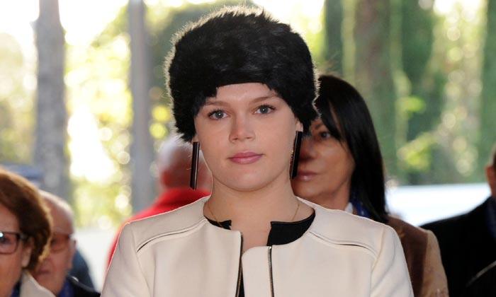 Así es Camille, la heredera del estilo de la princesa Estefanía de Mónaco