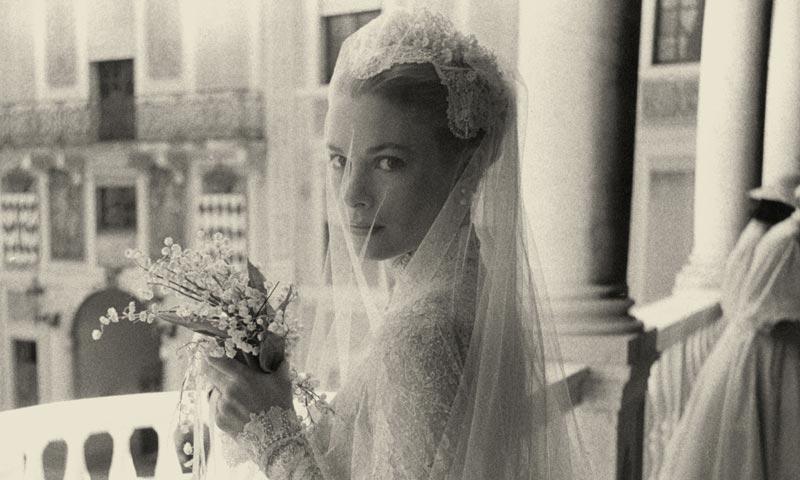 El álbum familiar privado de la Boda Real de Raniero y Grace de Mónaco con motivo de su 60º aniversario