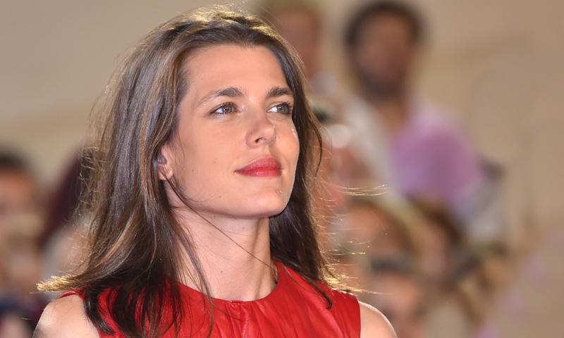 ¿Cómo se confirma un embarazo al estilo Carlota Casiraghi?