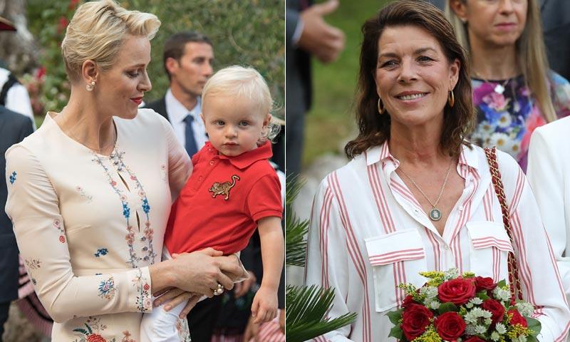 Una fan de Carolina de Mónaco resuelve el misterio... ¿Por qué no fue la princesa Gabriella al picnic?