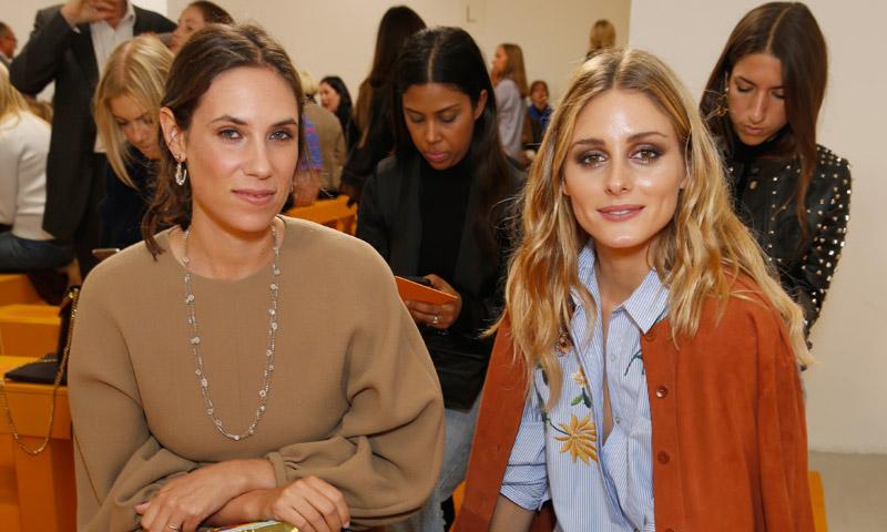 ¿Qué hacen juntas Tatiana Santo Domingo y Olivia Palermo?