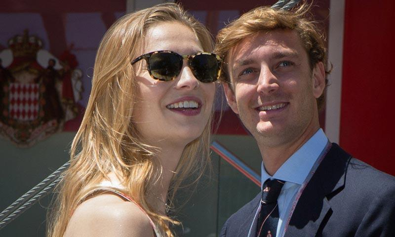 Exclusiva en HOLA.com: El hijo de Pierre Casiraghi y Beatrice Borromeo se llama Stefano