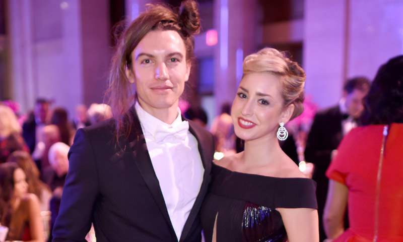Un 'príncipe' del rock para una 'princesa' Grimaldi, descubre al 'yerno' de Alberto de Mónaco