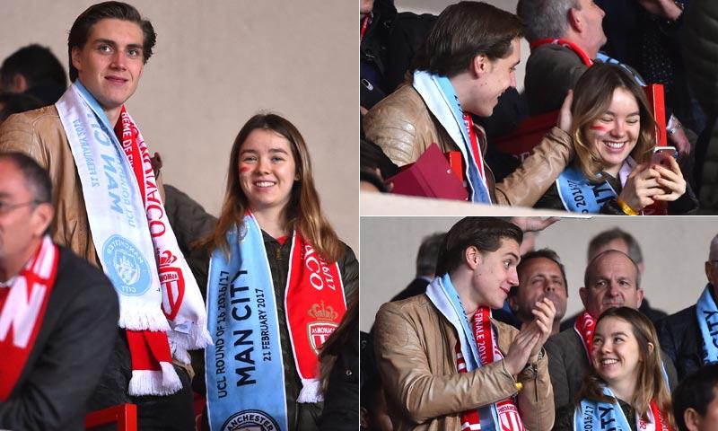¿Cuántas cosas tienen en común Alejandra de Hannover y su nuevo amigo?
