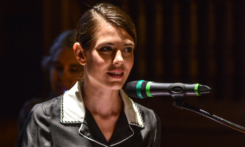 Carlota Casiraghi: 'Mi vida está hecha de acontecimientos tristes, como la temprana muerte de mi padre'