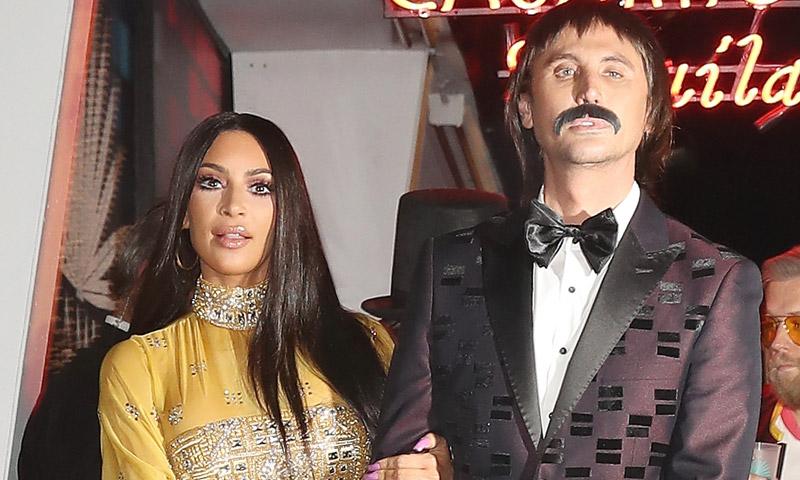 ¿Qué Grimaldi sigue los dictados de Kim Kardashian?