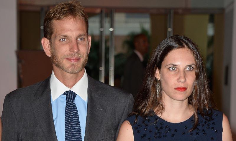 Tatiana Santo Domingo y Andrea Casiraghi anuncian oficialmente el nacimiento de su tercer hijo