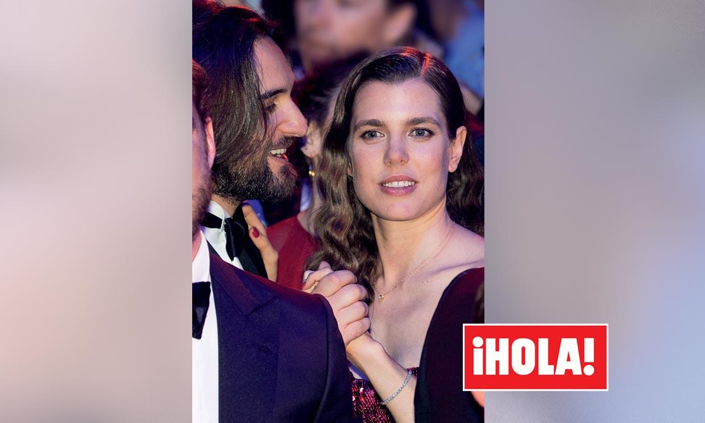 EN ¡HOLA!: Las sorpresas del Baile de la Rosa: Carlota y Dimitri, Mar Flores y Elías, Marina Danko...