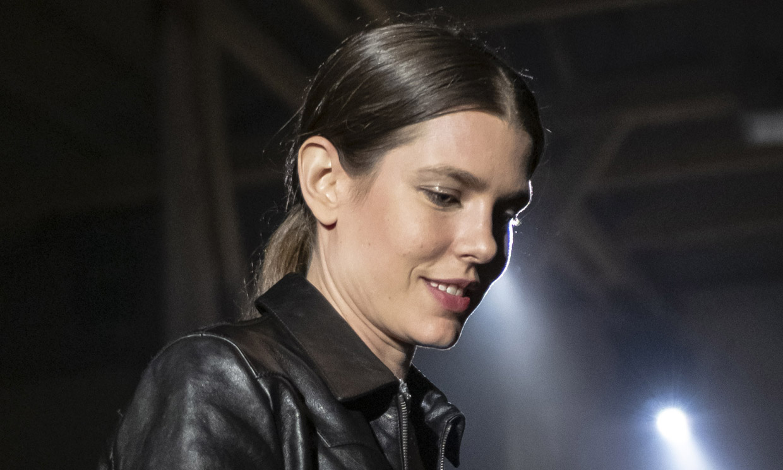 Carlota Casiraghi vuelve al foco... por la moda