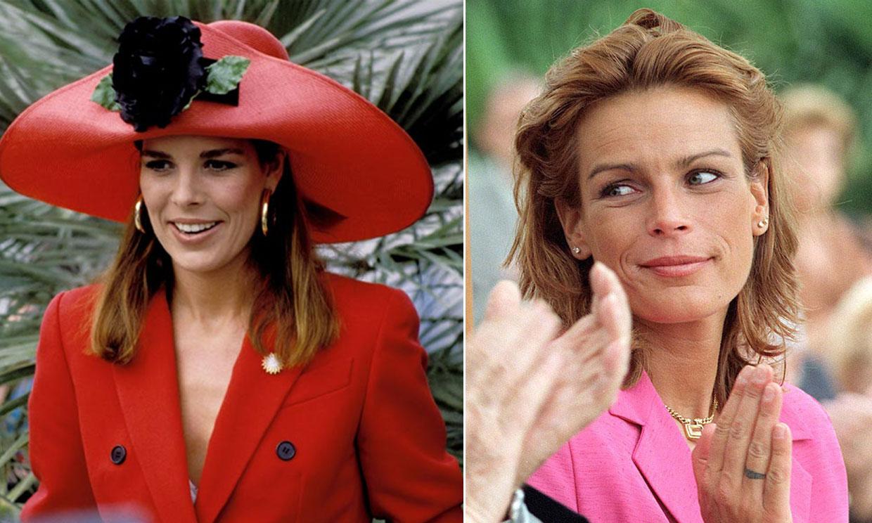 Los dos códigos de estilo de las Grimaldi: de la elegancia de Carolina a la modernidad de Estefanía