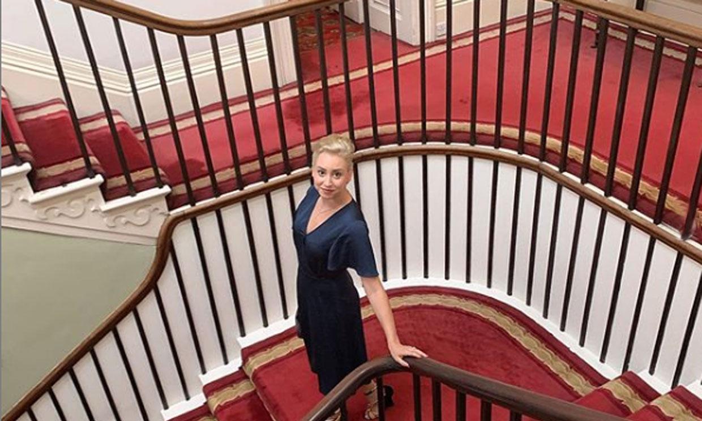 Jazmin Grimaldi sigue los pasos de la princesa Grace... ahora en Irlanda