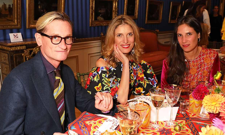 Tatiana Santo Domingo, Ella Windsor, Sabine Getty… pasamos una noche en el museo con las chicas de moda