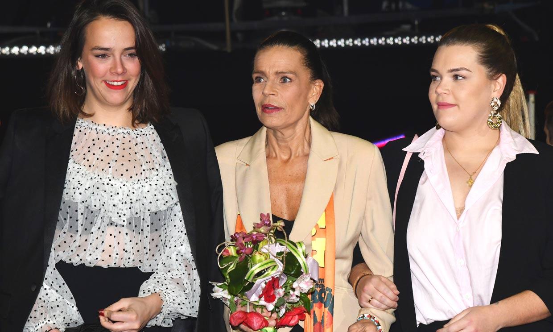 Sin el exotismo de Marrakech, pero en buena compañía: Pauline Ducruet celebra su cumpleaños en casa