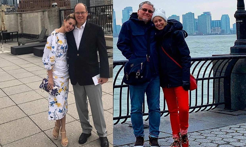 Jazmin Grimaldi, hija de Alberto de Mónaco, homenajea a sus dos padres: 'Los respeto y admiro a ambos'