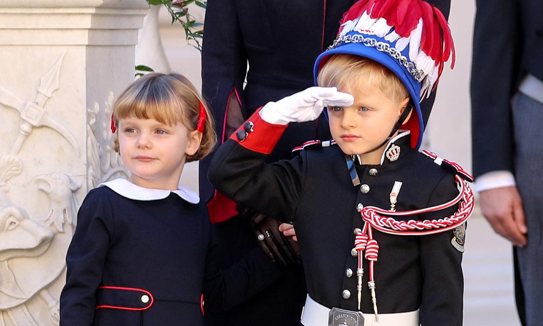 Jacques y Gabriella de Mónaco vuelven a demostrar por qué son los 'reyes' del Principado