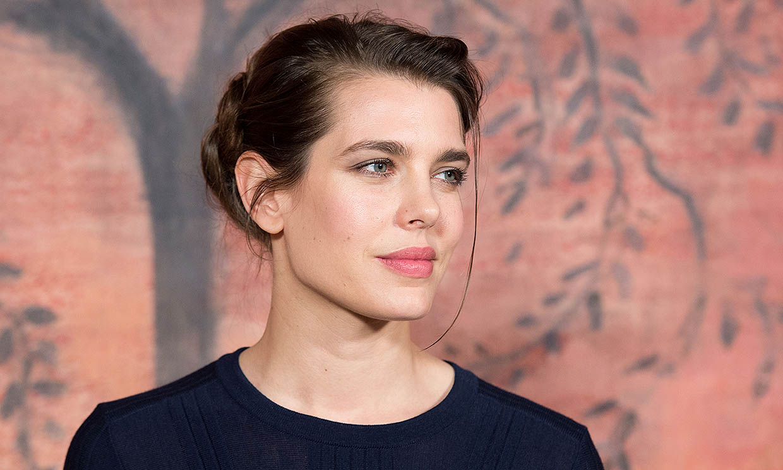 Carlota Casiraghi, una princesa en el papel de entrevistadora