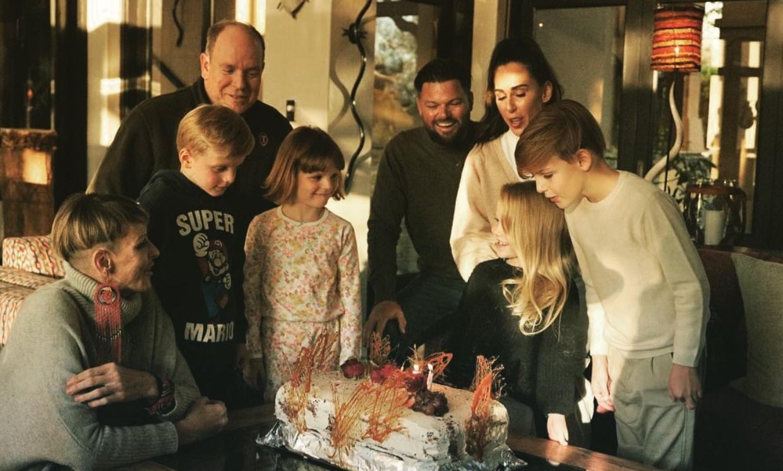 Charlene de Mónaco reaparece muy feliz en familia celebrando el cumpleaños de una de sus sobrinas