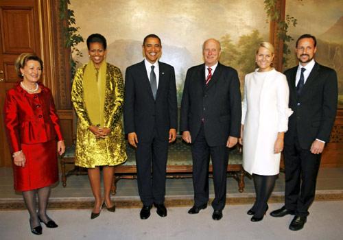 Barack Obama: Premio Nobel de la Paz