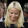 La princesa Mette-Marit llora la muerte de su hermanastro en el atentado de la isla noruega de Utoya