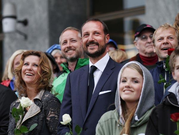 Familia real de Noruega Noruega-1-a